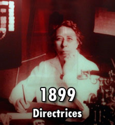 1899 – Bond voor Directrices