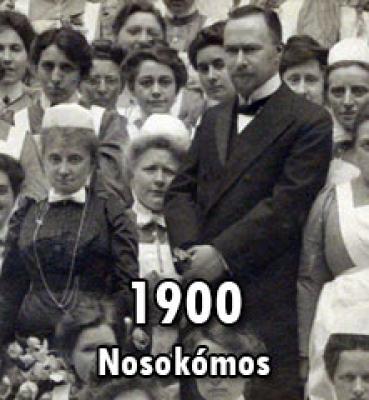 1900 – Nosokómos opgericht