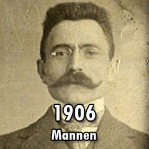 1906 – De man in de verpleging