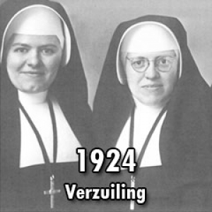 1924 – Verzuiling in de verpleging