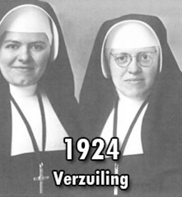 1924 – Verzuiling in de verpleging