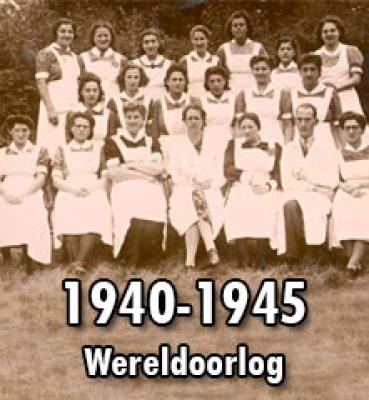 1940-1945 – Verpleegkundigen in de Tweede wereldoorlog