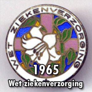 1965 – Wet op de Ziekenverzorgers en Ziekenverzorgsters