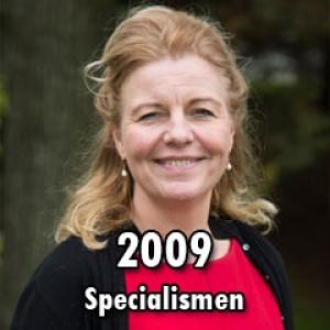 2009 – Vijf verpleegkundig specialismen erkend