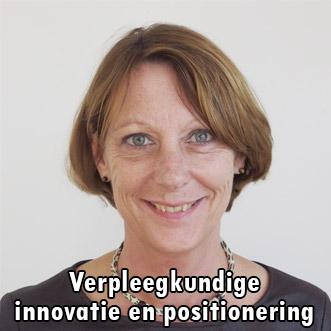 Verpleegkundige innovatie en positionering