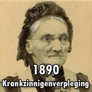 1890 – Krankzinnigenverpleging