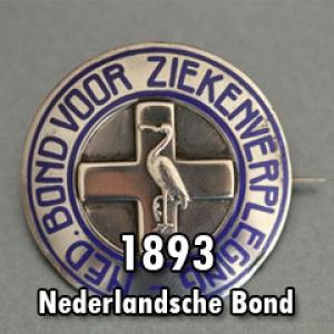 1893 – Nederlandsche Bond voor Ziekenverpleging