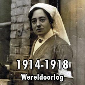 1914 – Verplegen in de Eerste wereldoorlog