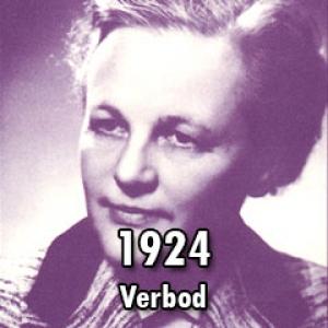 1924 – Het verbod om als gehuwde of zwangere vrouw te werken