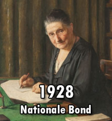 1928 – Nationale Bond van Verplegenden