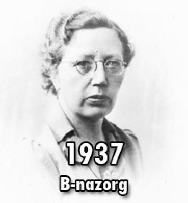 1937 – Opleiding in B-nazorg
