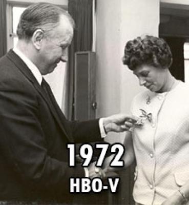 1972 – Hoger beroepsonderwijs in de verpleegkunde