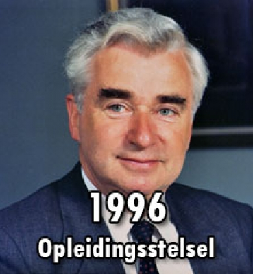 1996 – Verpleegkundig opleidingsstelsel 'Gekwalificeerd voor de toekomst'