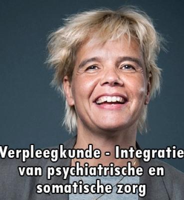 Verpleegkunde – Integratie van psychiatrische en somatische zorg